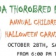 Annual Children's Halloween Carnival