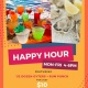 Happy Hour at Red Fish Bleu Fish in Hyde Park Throughout July