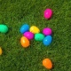 Easter Egg Hunt right in the heart of Newton Centre