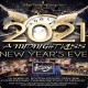 'A Midnight Kiss' New Year's Eve 2021 at KOY Lounge Boston