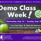 Try a Free Music Class! Demo Class Week, September 23-29