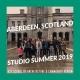 USF Aberdeen, Scotland Studio Summer 2019