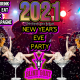 New Year's Eve at The Blind Goat