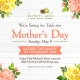 Mom-umental Mothers Day at Farmer's Table