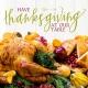 Thanksgiving at Farmer's Table