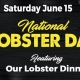 National Lobster Day at The Landing