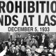 Repeal Prohibition Party at The Landing