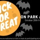 Trick or Treat on Park Avenue