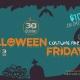 Undr:wtr Fridays - (Halloween Edition)