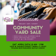 Aaron's House Community Yard Sale