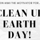 Clean Up Earth...Earth Day