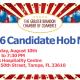 2016 Candidate Hob Nob