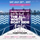 rROCK THE BOAT 2017 THE ALL WHITE BOAT RIDE PARTY DURING THE CINCINNATI MUSIC FESTIVAL