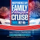 4th of JULY INDEPENDENCE DAY 2019 FAMILY FIREWORKS CRUISE • BROOKLYN, NEW YORK