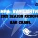 Tampa Bay Lightning 2021 Season Kickoff Bar Crawl