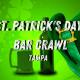 St Patrick's Day Bar Crawl - Tampa