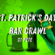 St Patrick's Day Bar Crawl - St. Pete