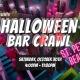 Halloween Bar Crawl - St. Pete Beach