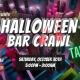 Halloween Bar Crawl - South Tampa