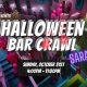 Halloween Bar Crawl - Sarasota