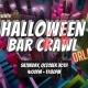 Halloween Bar Crawl - Orlando