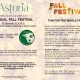 Asturia Annual Fall Festival to Benefit E.A.R.S