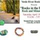 Verde River Rockhounds Present 'ROCKS IN THE PARK V'