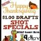 Turkey Day at 4Play
