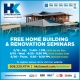 HK Construction Holds Free Design Build Seminars