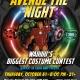 'Avenge The Night' Halloween at The Hyatt Costume Contest