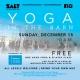 Yoga in the Barn December