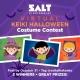 SALT Virtual Keiki Halloween Costume Contest