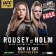 UFC 193 LIVE at PUB 44