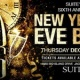 Suite's Sixth Annual New Year's Eve Ball