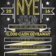 New Years Eve Party at Old School