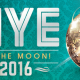 The Moon New Years Eve 2016