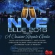 Blue Martini Brickell's NYE 2016 Party