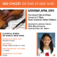 Free Concert - 300 Years of Great Music
