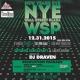 NYE 2016 Block Party | Wall Street Plaza