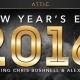 Attic NYE 2016