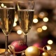 Toast to 2016 New Year's Eve