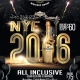 2016 All Inclusive NYE Party | Crow & Co.