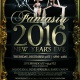 Fantasia 2016 New Year's Eve at Hard Rock Cafe Tampa