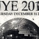 NYE 2016 Black & White Affair