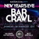 New Year's Eve Bar Crawl