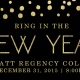 2016 NYE at Hyatt Regency