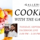 Cooking with The Galleria Free Virtual Series Featuring Chef Elvis Bravo