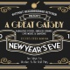 The Great Gatsby New Years Eve 2018