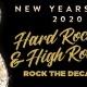 New Year's Eve 2020 at Hard Rock Hotel - Hard Rocker's & High Rollers
