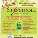 Sip & Stroll Shop Small